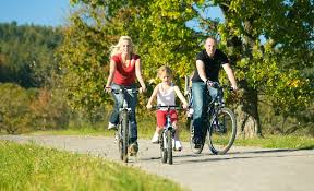 Outdoor activities with your family