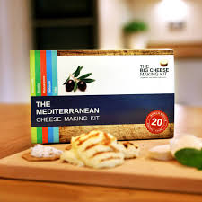 make your own mediterranean cheese making kit