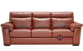 cervo b757 155 reclining leather sofa by natuzzi editions