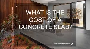 cost of concrete slab