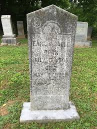 Earl and Bessie Poole