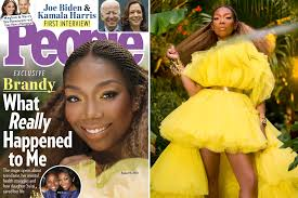 Brandy Reveals Depression and How Daughter Sy'rai Saved Her Life ...