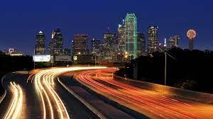 1920x1080 Dallas Texas Lights ...