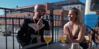 Olutposti-video: Oluen äärellä Maria Markus – Bönthöö bönthöö