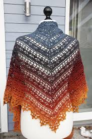 Free Shawl Crochet Patterns Enchanting Bruinen Shawl By Jasmin Räsänen Free Crochet Pattern Ravelry