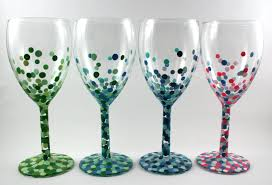 Wine Glass Decorating Designs Wine Glass Decorating Ideas Home Design Ideas Gallery To Wine Glass 5