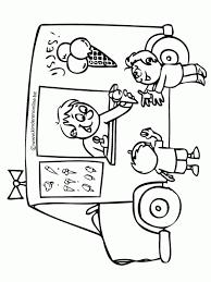 Kinderen Online Kleurplaat Suliba Zomer Werkbladen Zomer