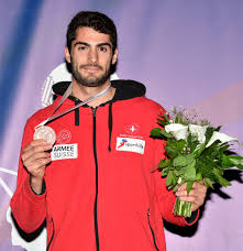 """Swiss Fencing on Twitter: """"BRONZE for Alexis BAYARD and 2nd medal ..."""