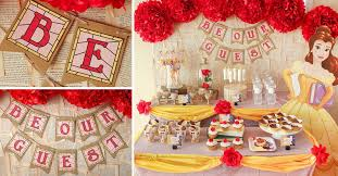 Belle Birthday Decorations