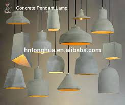 interesting concrete pendant light o2557802 concrete pendant light nz