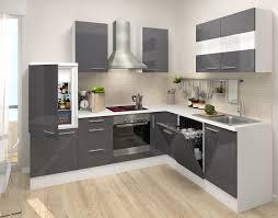 Küche Grau Hochglanz Genial Moderne 8747 Haus Dekoration Galerie