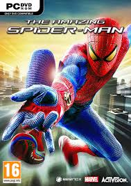 The Amazing Spider-Man pc dvd-ის სურათის შედეგი