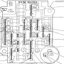 1990 k5 blazer fuse box diy enthusiasts wiring diagrams \u2022 2004 Chevy Trailblazer Fuse Box Diagram 1988 k5 blazer fuse box introduction to electrical wiring diagrams u2022 rh jillkamil com 1990 chevy blazer fuse box diagram 1990 chevy blazer fuse diagram