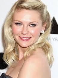 kirsten dunst in makeup for blonde hair blue eyes and fair skin