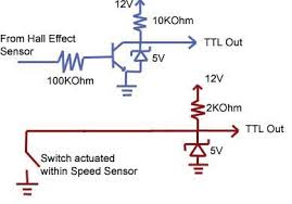 similiar hall effect mos fet coil diagram keywords diagram further hall effect speedometer sensor wiring on hall effect