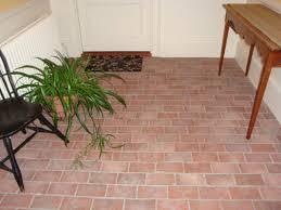 Brick Floors In Kitchen Summer Kitchen Inglenook Brick Tiles Thin Brick Flooring