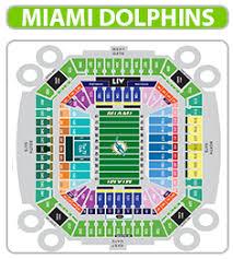 Unbiased Miami Dolphins Stadium Seat View Miami Dolphins