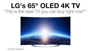 Oled Quote Best RedShark News The Best Television In The World Right Now LG's