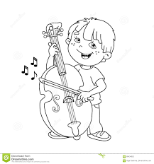 Cello Coloring Page Uncategorized Free Easter Printable Pages All