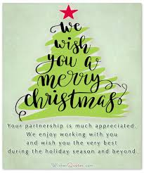 Holiday Greetings Quotes Stunning Christmas Messages For Clients To Build Customer Relationships