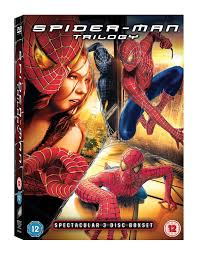 Spiderman / Spiderman 2 / Spiderman 3 [DVD]: Amazon.de: DVD & Blu-ray