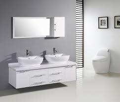 Plain Modern Bathroom Cabinet Colors Tile Bathrooms Vanities Double Sink Vanity Cabinets Intended Perfect Design