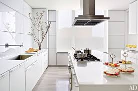 modern white kitchen. Glossy White Surfaces Modern White Kitchen S