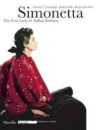 Simonetta Designer Simonetta The First Lady Of Italian Fashion Mode