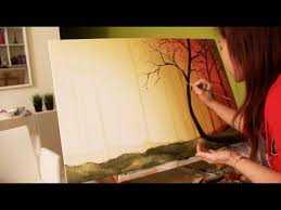 <b>Paint</b> the Sunset with me - YouTube