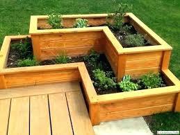 planter box with trellis uk lake carpentry vegetable boxes garden outdoor corner r photo 2 of planter box with trellis