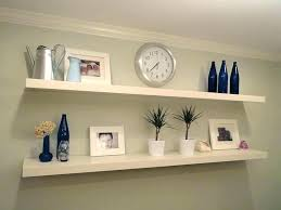 36 wall shelf inch wall shelf floating white shelves white small floating wall shelf and floating