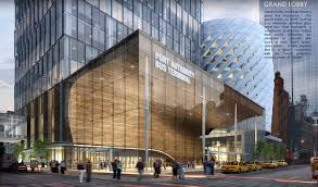 Breaking Designs For New Port Authority Bus Terminal Revealed