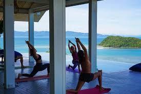 life as a traveling yoga teacher