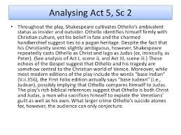 othello as a tragic hero 69 three part essay
