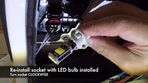 Mk6 Gti Deautokey Reverse Led Install