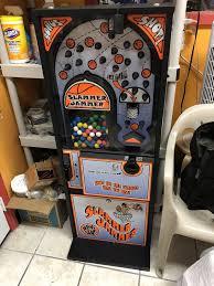Arcade Vending Machines Mesmerizing Slammer Jammer Gumball Vending Arcade Machine For Sale In Houston