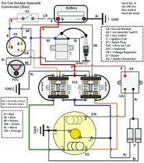 hyundai gas golf cart wiring diagram wiring diagram wiring diagram for hyundai golf cart image about