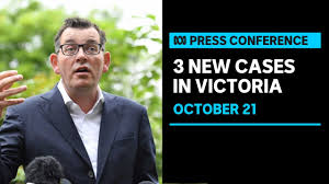 The restrictions will be reviewed regularly to ensure this is especially important as we see friends and family, celebrate together, travel together and move around victoria and australia during the summer. Victoria Records Three New Coronavirus Cases Abc News Youtube