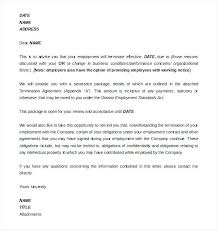 Letter To Employee Notice Format For Employees Absconding Trejos Co
