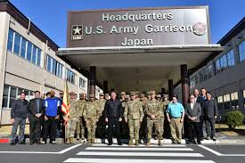 Dvids News U S Army Garrison Japan Soldiers Don Army