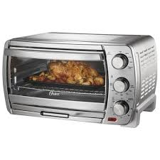oster 6 slice large capacity convection toaster oven 0