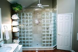 shower doors seattle home and furniture alluring glass blocks for shower in block showers kits glass