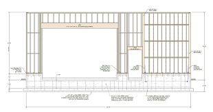 16 foot garage door header garage doors garage door header size chart