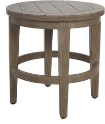 furniture round dark brown wooden bedside table with four legs gorgeous round bedside tables