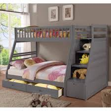 Handys Walter Twin Over Full Bunk Bed with Drawers | Konga Online ...
