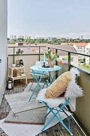 Summer Balcony Decoration