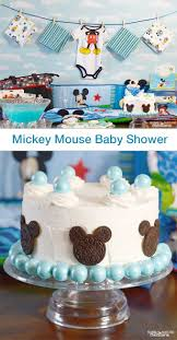 Baby Mickey Mouse Edible Cake Decorations 17 Best Ideas About Mickey Mouse Cake Decorations On Pinterest