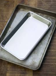 of all the favorite finds i ve come across in the last few years one or two of my favorites have been these mini sheet pans most professional bakers use