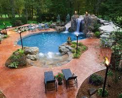 Small Picture Swimming Pool Garden Design Ideas Home Decor Gallery beautiful