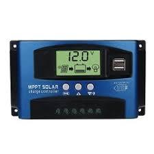 Sandistore Home <b>40A 50A 60A</b> 100A Mppt Solar Panel Regulator ...